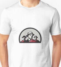 Gauchos Half Circle Retro T-Shirt