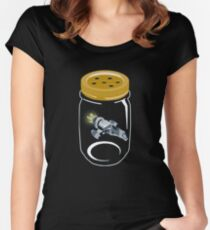 Firefly catch Women's Fitted Scoop T-Shirt
