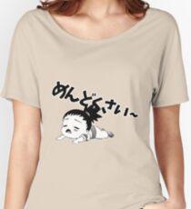 shikamaru Women's Relaxed Fit T-Shirt