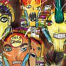 Light Bulb punks revolting  by Followthedon