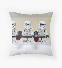 Lego Imperial fairy Throw Pillow