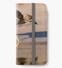 Water Thick-knee iPhone Wallet