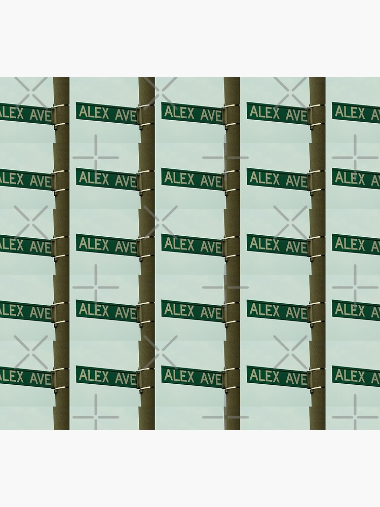 Alex, Alex magnet, Alex sticker, Alex mask, Alex mug  by PicsByMi