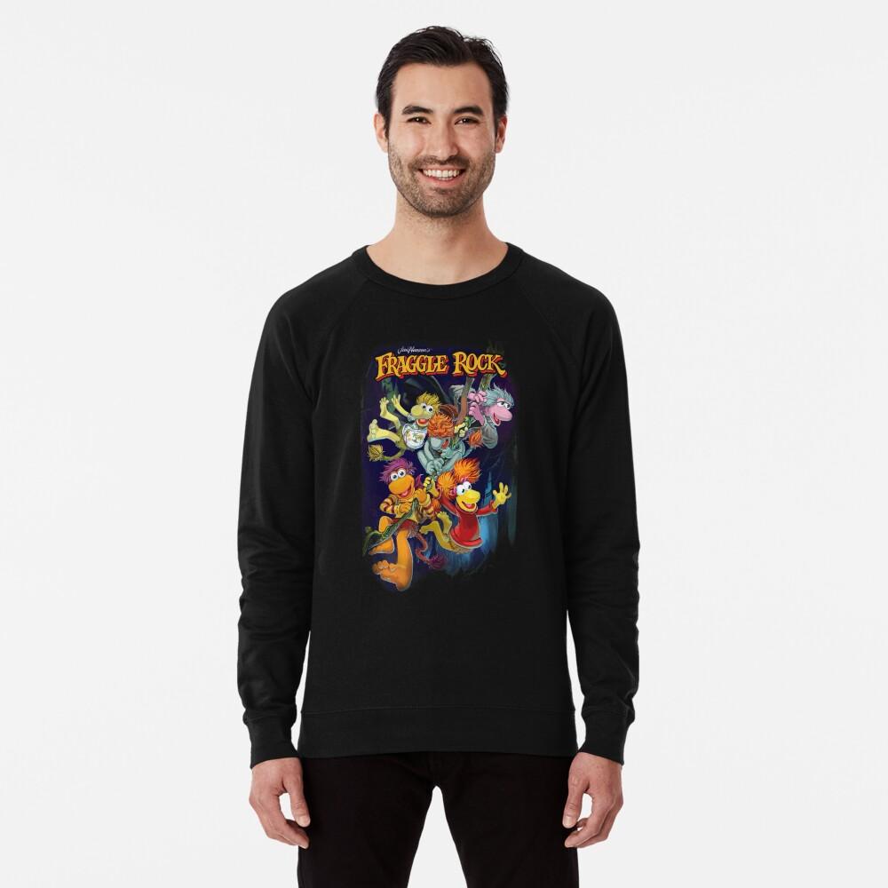 Fraggle-Felsen Leichter Pullover