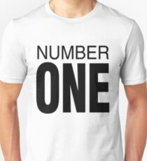 Number ONE T-Shirt