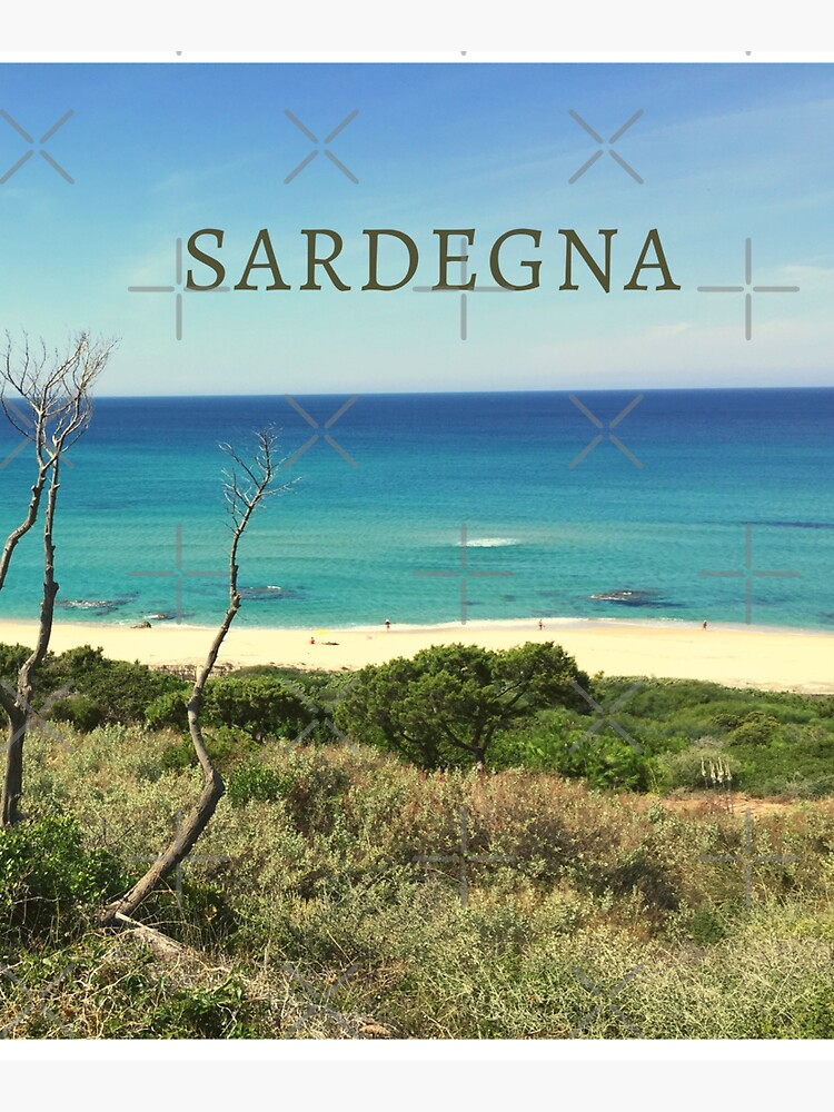 Li Feruli Beach, Sardinia, Italy by Javventura