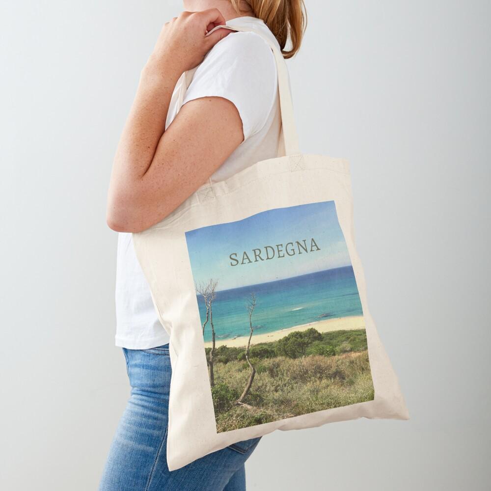 Li Feruli Beach, Sardinia, Italy Tote Bag