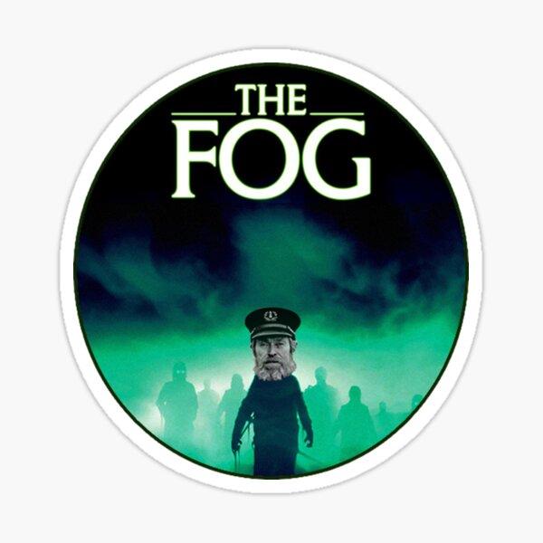 Portland Fog Main Logo Sticker