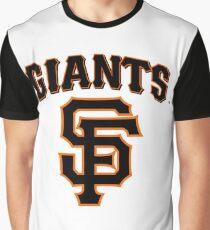 San Francisco Giants  Graphic T-Shirt