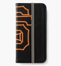 San Francisco Giants logo iPhone Wallet/Case/Skin