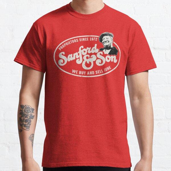 Sanford and Son Worn Logo Classic T-Shirt