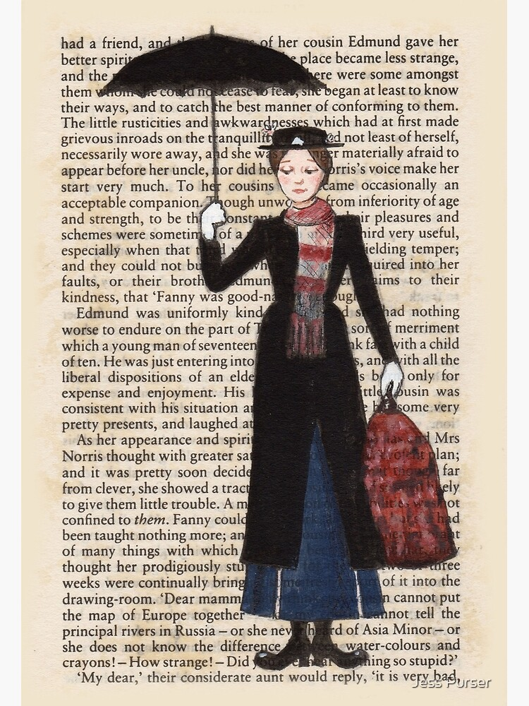 Mary Poppins by Purrr