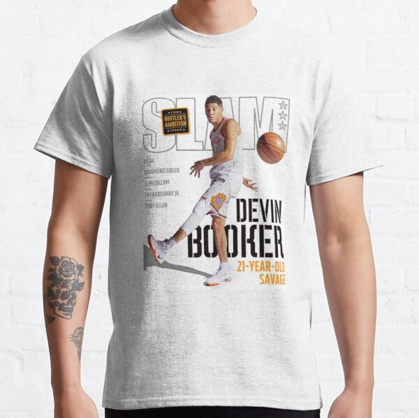 Devin Booker Slam Magazine Couverture T-shirt classique