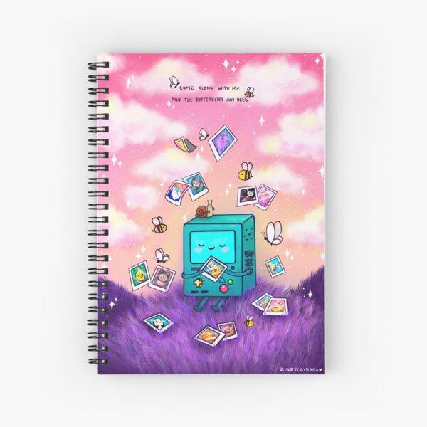 Bmo y amigos Cuaderno de espiral
