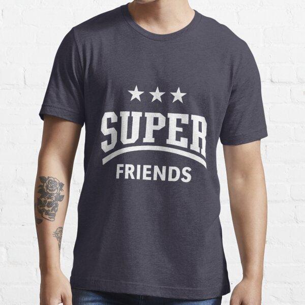 Super amis (blanc) T-shirt essentiel