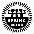 Spring Break (Black) by MrFaulbaum