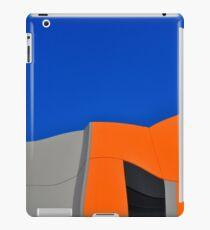 Orange Pop Abstract by Gaye G iPad Case/Skin