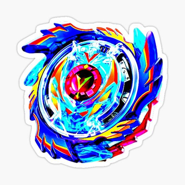 Beyblade Sticker