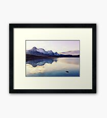Ben Loyal Dawn Framed Print