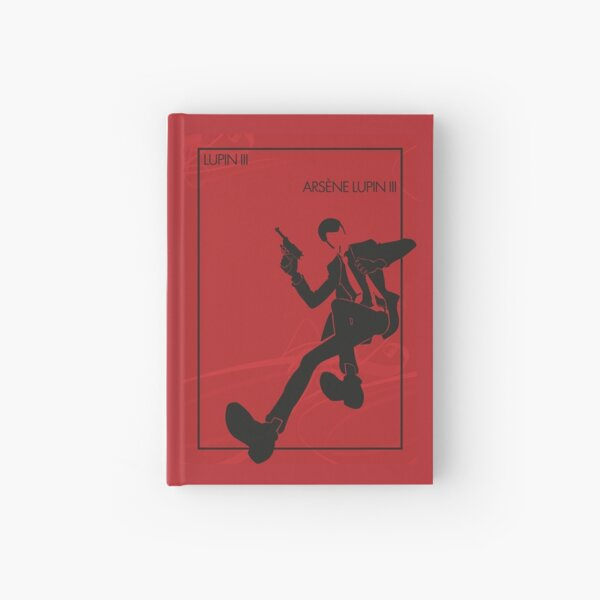 Lupin III Hardcover Journal