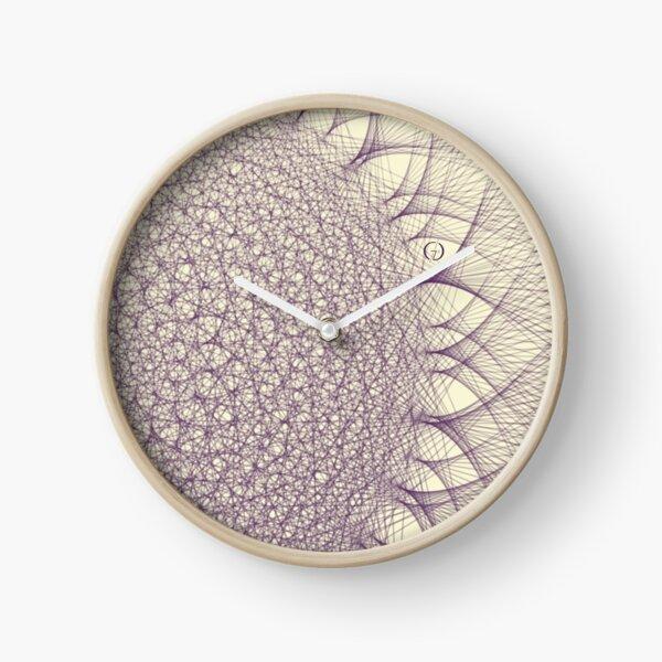 Contemporary Mandalas Track   Slow Down   Purple rain Clock