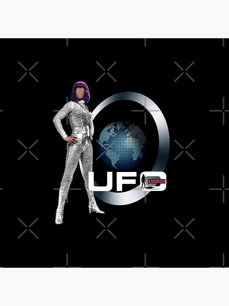 Gerry Anderson's UFO - SHADO GIRL by KoolDsigns-FLIX