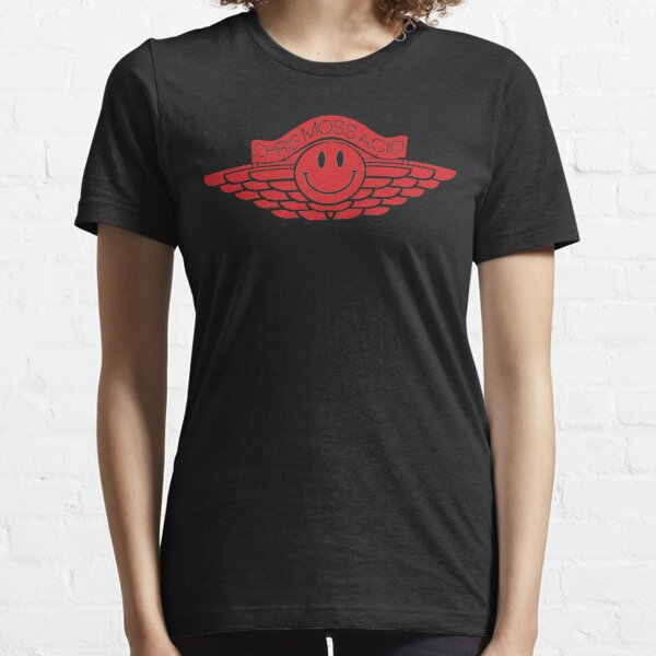 ACID AIR (RED/BLACK) Essential T-Shirt