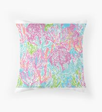 Lilly Pulitzer Throw Pillow