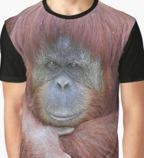 Sumatran Orangutan Graphic T-Shirt