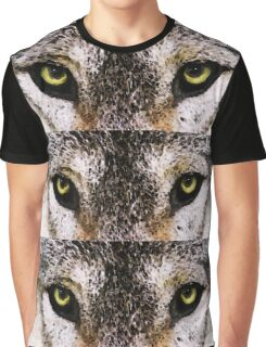 Wolf Eyes Graphic T-Shirt
