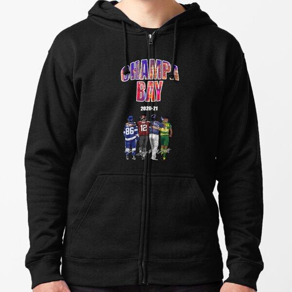 Champa Bay Zipped Hoodie