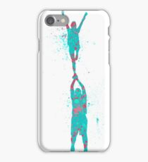 Cheer - Splatter Holly iPhone Case/Skin