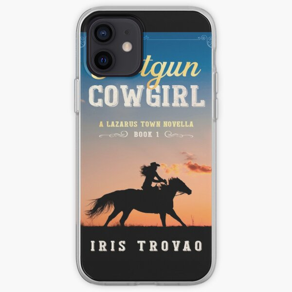 Shotgun Cowgirl iPhone Soft Case