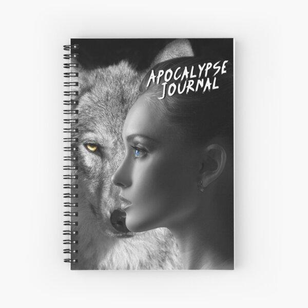 Apocalypse Journal Spiral Notebook
