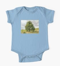 Fence Tree Kids Clothes