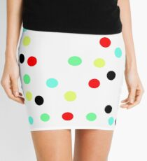 Dots Mini Skirt