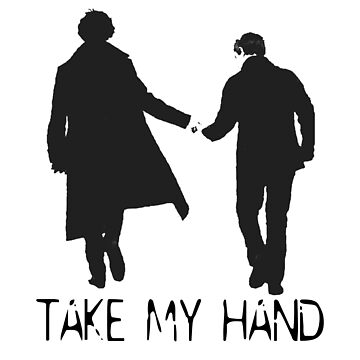 Take My Hand by SamanthaClaire7