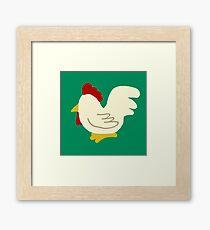Cucco? Framed Print