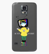 Don't you feel like you could be HAPPIER? Case/Skin for Samsung Galaxy