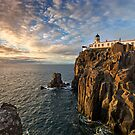 Sunset at Neist Point Lighthouse by Martin Lawrence