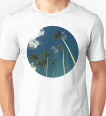 Coconut Trees Unisex T-Shirt
