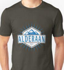Besuchen Sie Alderaan - While You Can Slim Fit T-Shirt