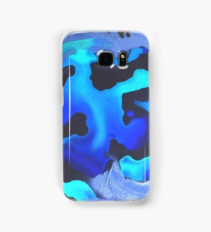 Swim with the Mermaids in the Great Natural Deep Blue Sea Samsung Galaxy Case/Skin