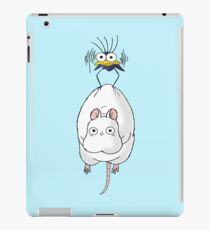 Spirited Away Mouse and Fly iPad Case/Skin