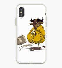 gnu iPhone Case
