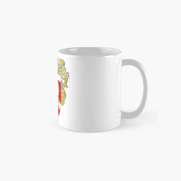Cullen Coat of Arms/Family Crest Classic Mug