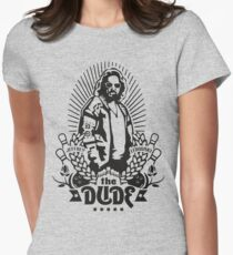 The Dude Women's Fitted T-Shirt