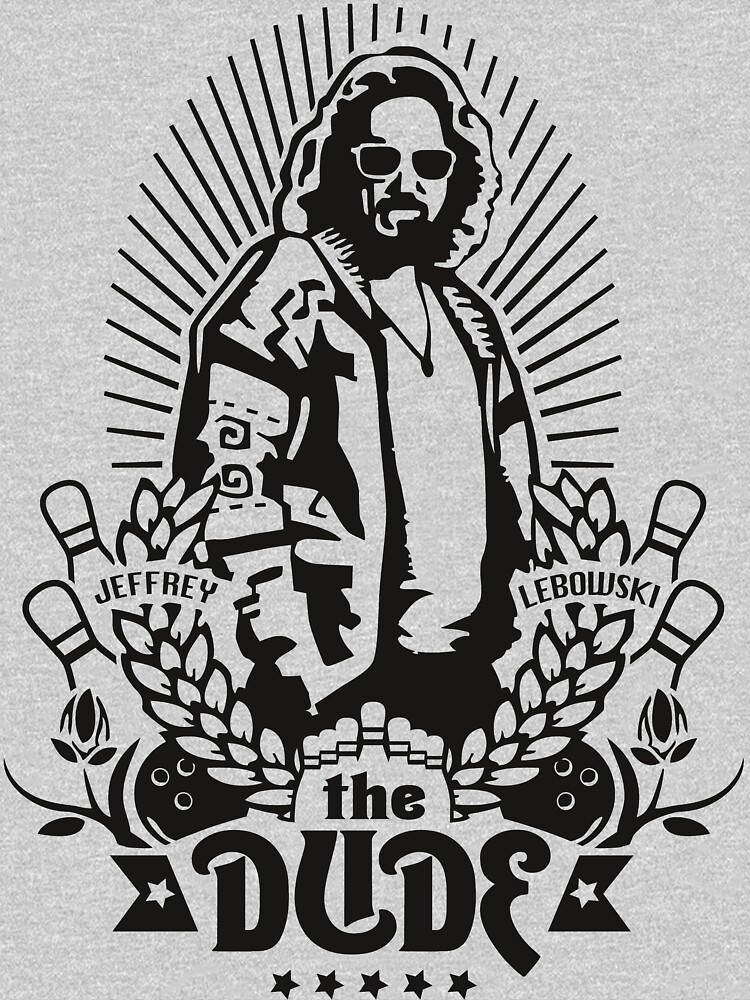 The Dude by SergeScrawl