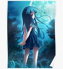 Furude Rika Poster