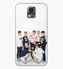 BTS Valentines 01 Hülle & Klebefolie für Samsung Galaxy